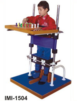 Imi 1504 Stand-in-frame For Childern With Metal Frame (Age 8-15 Years)