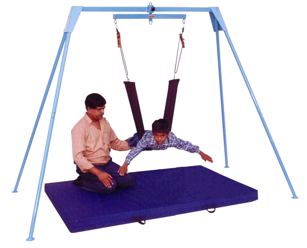 IMI 1512 Vestibulator Swing System With 5 Swings