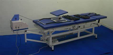 IMI-2724 Nice Track Cervical & Lumber Traction Package