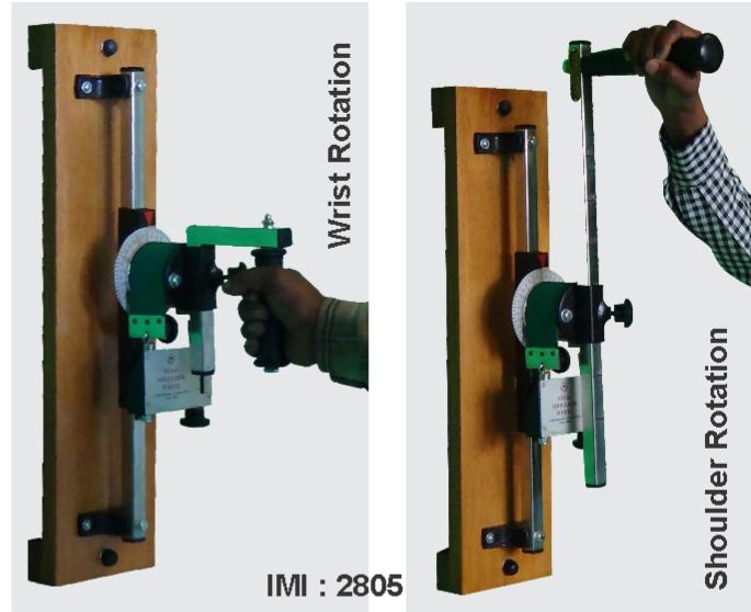 Imi-2805 Axial Shoulder Exerciser (Combo Unit))