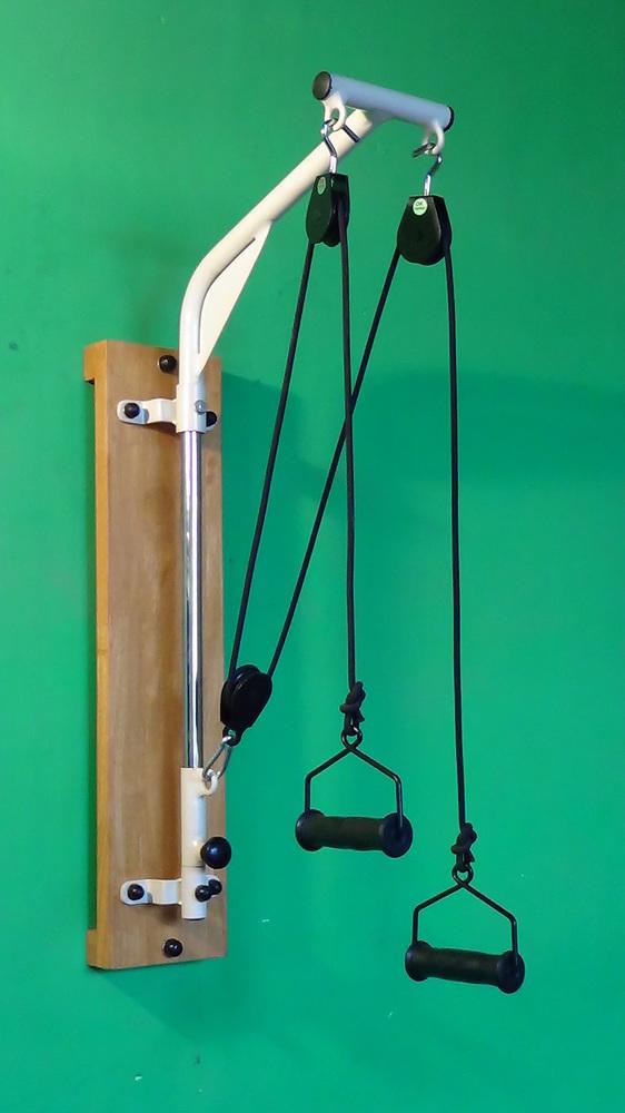 Shoulder Pulley Unit With Rope Adjuster