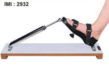 Imi 2932 Heel Exerciser Spring Loaded Age Group: Women