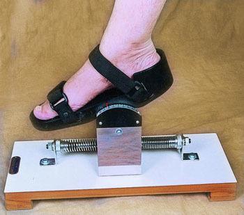 Imi-2933 Ankle Exerciser For Dorsi & Planter Exercises