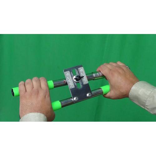 Stainless Steel Hand Exerciser