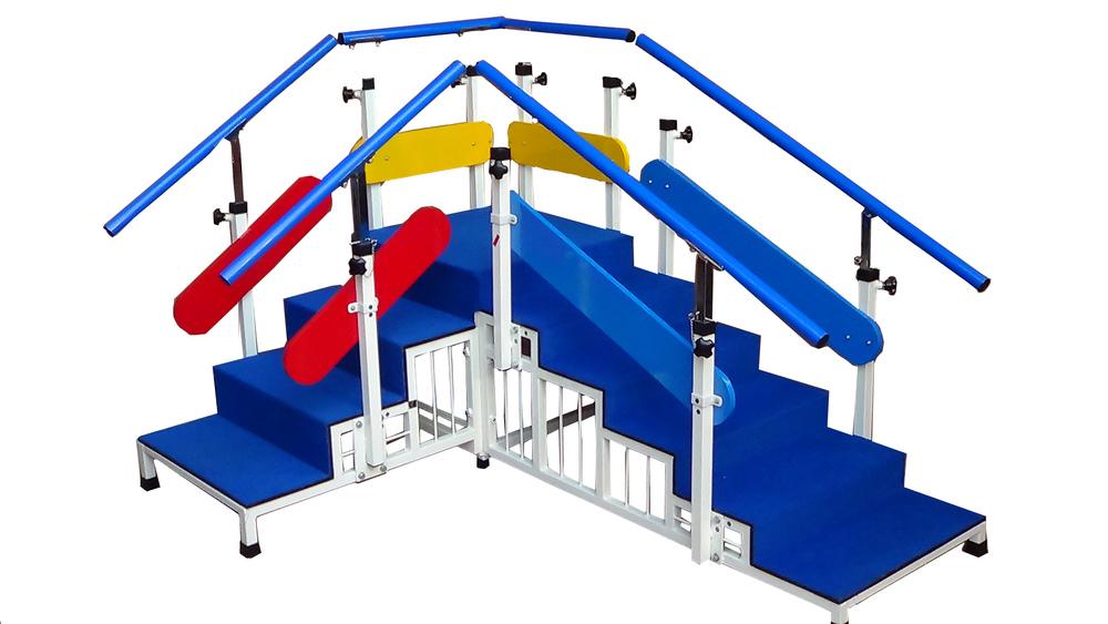 IMI-2951A Exercise Staircase With Tubular Base Child