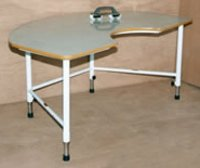 IMI-2870 Smooth Exercise Table