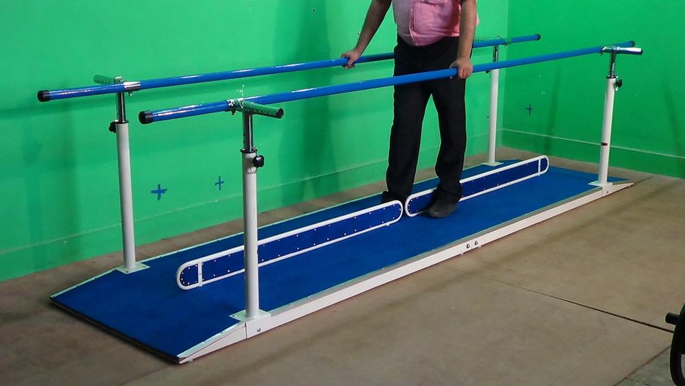 IMI-2942 Parallel Walking Bar, Adult Height & Width Adjustable