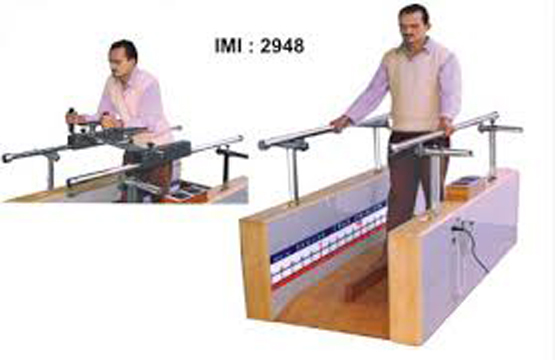 IMI-2948 PARALLEL WALKING BAR DELUXE Electrical