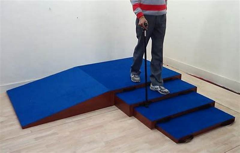 Curbs & Ramp Training Set Without Handrails