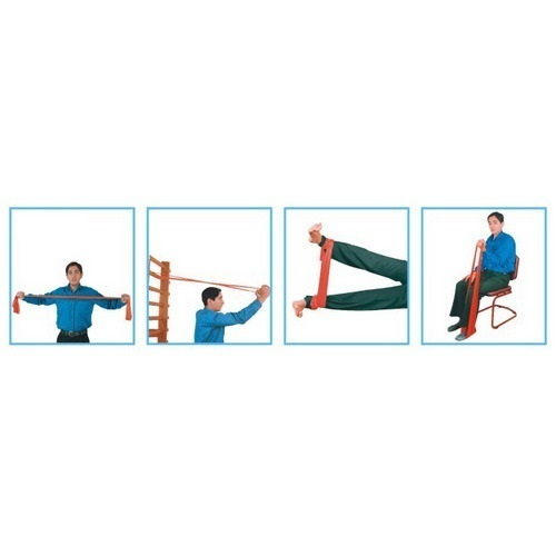 STRETCH-IT Resistive Exercise Bands Set