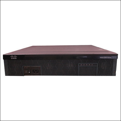 Cisco 2921 Series Integradted Services Router