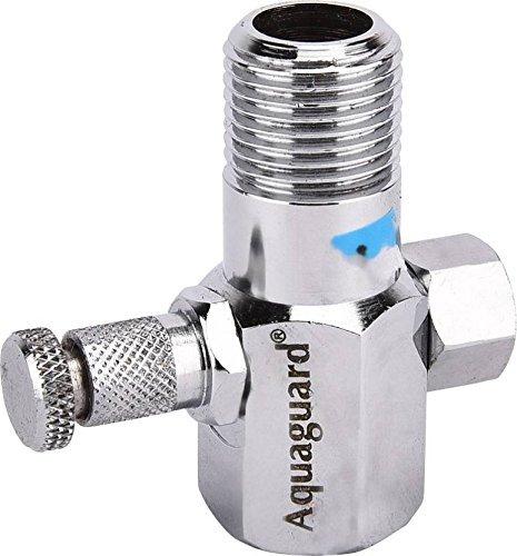 Eureka Forbes Aquasure from Aquaguard Splash RO+UF 6 litres Burgundy Water Purifier