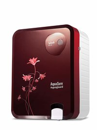 Eureka Forbes Aquasure from Aquaguard Splash RO+UF 6 litres Burgundy Water Purifier