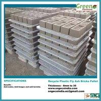 Fly Ash Brick Pallets
