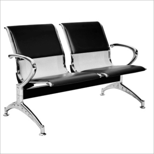 2 Seater SS Visitor Bench