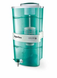 Eureka Forbes Aquasure from Aquaguard Aayush 22-Litre Water Purifier, Green