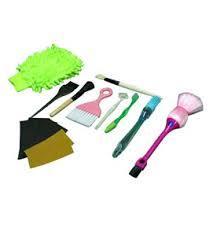 Brush & Touch Stimulation Set