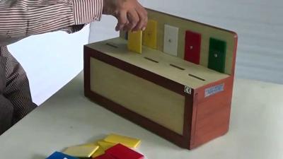 IMI-1447 SORTING  MATCHING  POSTING BOX SET