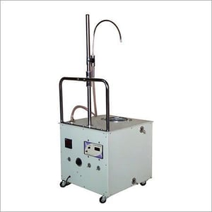 Imi-2285 Shirodhara Yantra With Oil Flow  Temp Controller