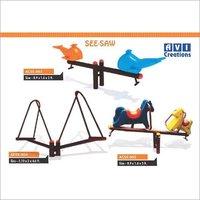 Playground See Saw Manufacturer