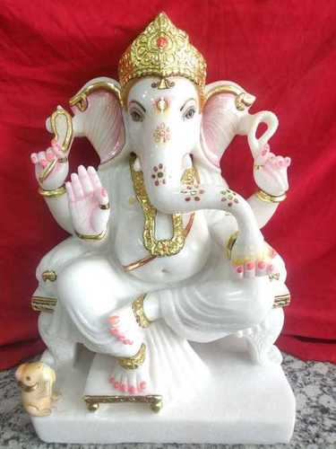 Lord Marble Ganesh