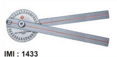IMI-1433 GONIOMETER, 360  Aluminium