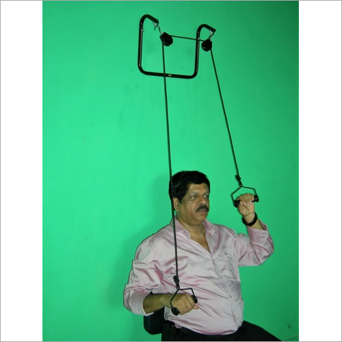 SHOULDER Double PULLEY SET (Wall Mounting)