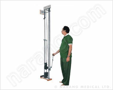 IMI-2816 ARM EXERCISER/PULLEY APPARATUS for Elbow & Shoulder Joints.