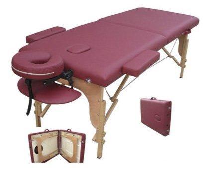 2 Fold Salon Massage Bed