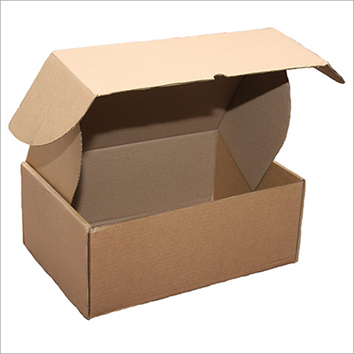 Die Cut Corrugated Box