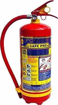 SafePro 6 KG ABC Powder Type Fire Extinguisher
