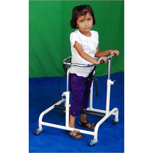 C.P. WALKER INFANT with Saddle Seat And Scissors Gait Prevention Bar