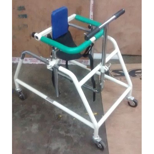 C.p. Walker With Saddle Seat & Back Support Support