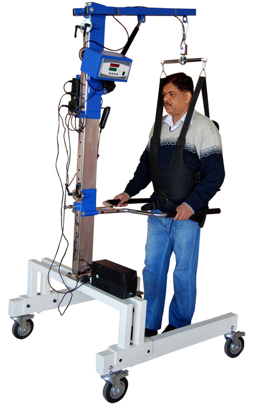 Un Weighing Mobility Trainer