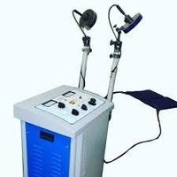 Shortwave Diathermy with Disc Electrode