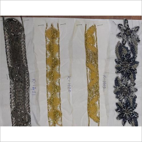 Designer Hand Work Lace