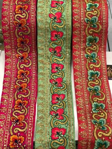 Embroidery Handwork Fancy Lace