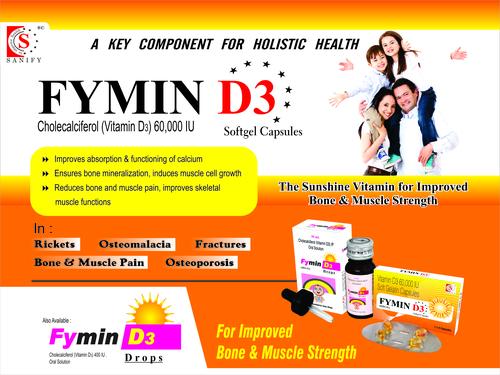 vitamin softgel capsule