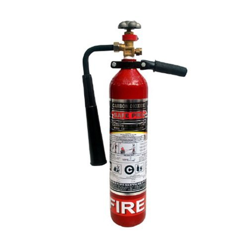 SafePro CO2 Type Fire Extinguisher - 2 Kg