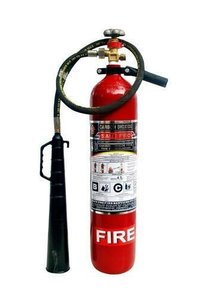 SafePro CO2 Type Fire Extinguisher - 4.5 Kg