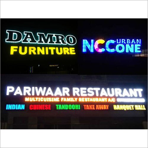 Customized LED Signage