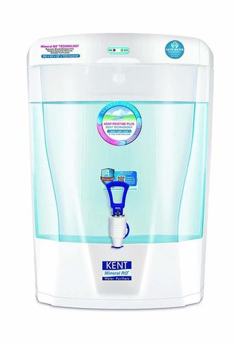 Kent Pristine Plus 8-litres Wall-Mountable/Counter Top RO+UV/UF+TDS Controller (White) 20-Ltr/hr Water Purifier
