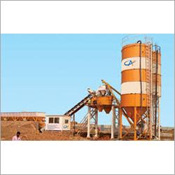 Constructional Concrete Batching Plant