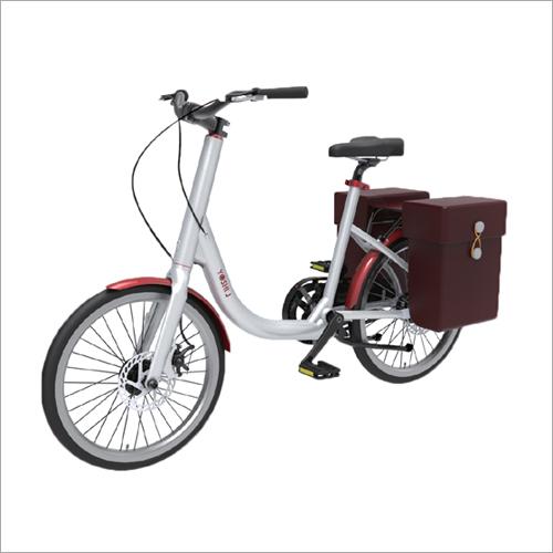 Dual Disc Brake Bicycle