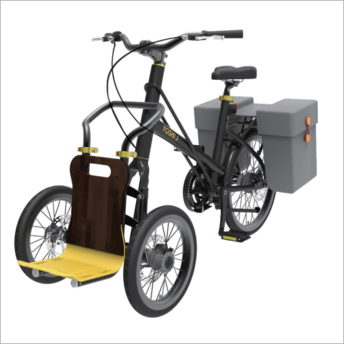 3 Wheel Cargo Bicycle