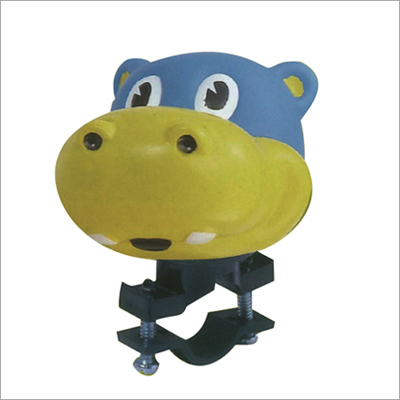 Bicycle Plastic Hippo Horn