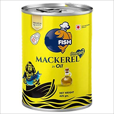 Mackerel Oil
