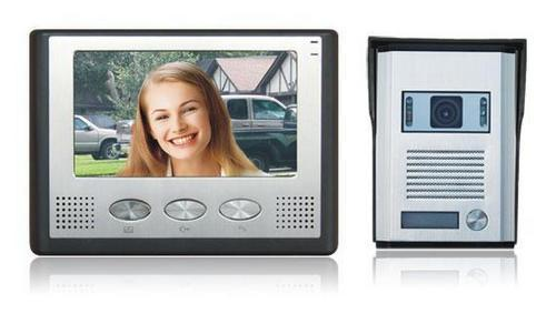 Audio Video Door Phones