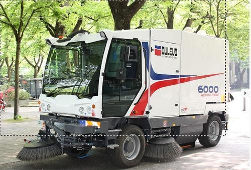 Dulevo 6000 Revolution Municipal Sweeper