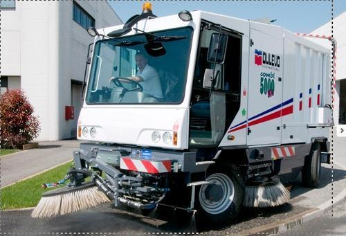Municipal Road Sweeper Machine